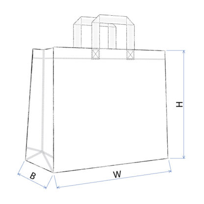 Skiss av en maskingjord kasse